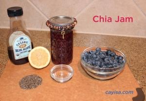 CHIA JAM version 1